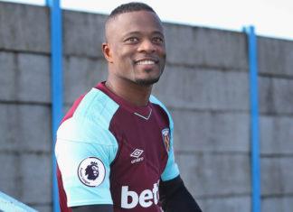 Evra nouveau joueur de West Ham (D.R)