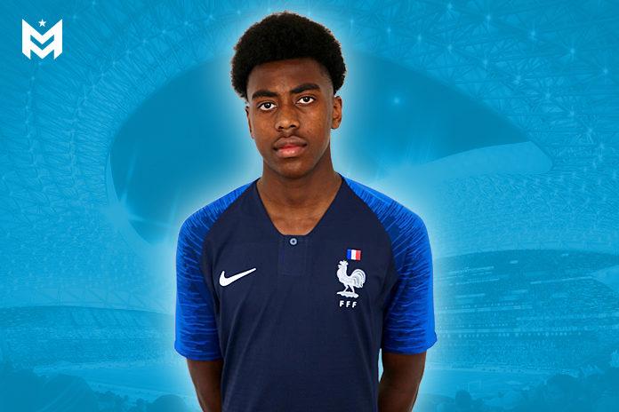 Lihadji équipe de France