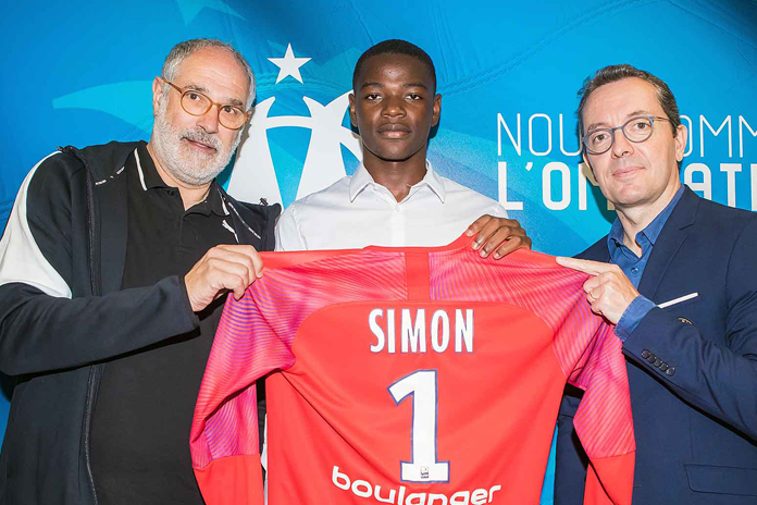 Officiel - L'OM blinde Simon Ngapandouetnbu