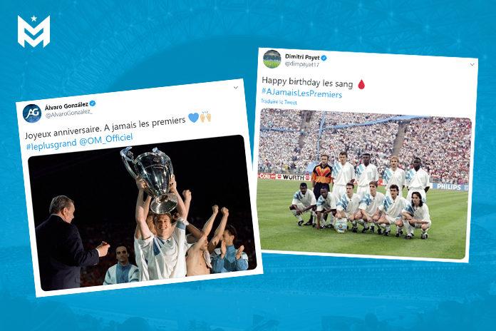 Alvaro et Payet fêtent la victoire en C1