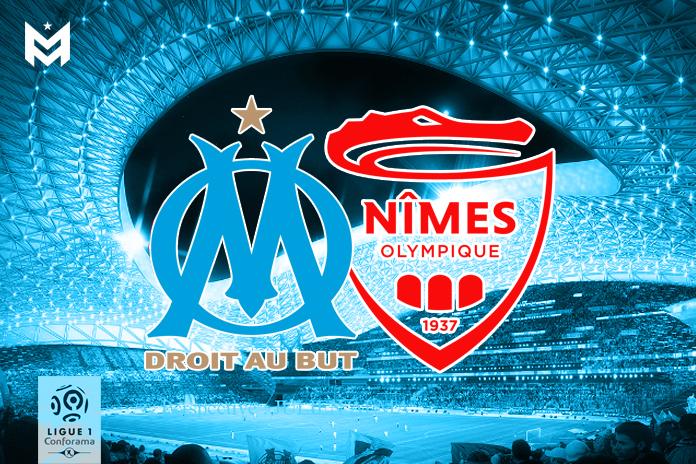 OM/Nîmes (3-1) : le résumé vidéo