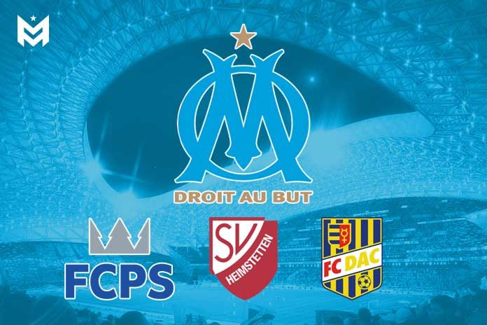 Matches amicaux OM