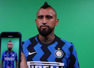 Vidal à l'Inter